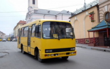 Завтра у Чернівцях почнуть курсувати маршрутки