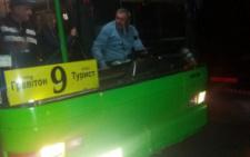 У Чернівцях водій маршрутки насміхався над бійцем АТО і показував йому середній палець