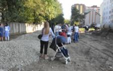 """Майданчик-переможець """"Бюджету ініціатив"""" у Чернівцях не будували через земельне питання (фото+відео)"""