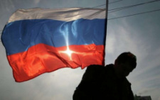 На Буковині поліція перевіряє інформацію про чоловіка, який розгулював селом із прапором Росії у руках