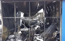 На Калинці чернівецьких підприємців, у яких згоріли контейнери, звільнили від сплати оренди
