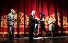 У Чернівцях трьом акторам вручили відзнаки «Заслужений артист України» (фото)