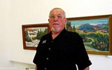 У Чернівцях відкрилась ювілейна виставка відомого художника Ярослава Ільченка (фото)