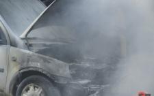 На вулиці у Чернівцях горіло два автомобіля