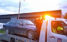 Чернівецького патрульного, якого затримали нетверезим за кермом, звільнили з роботи