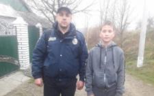 На Буковині поліція за добу розшукала зниклого 11-річного хлопця