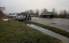 На Буковині в жахливій ДТП загинуло четверо людей (фото+відео)
