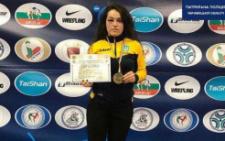 Патрульна з Чернівців стала чемпіонкою світу з панкратіону