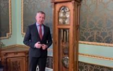 Новий голова Чернівецької ОДА проведе перший брифінг