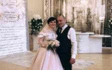 У Чернівцях на День Валентина вийшла заміж депутат міськради Тетяна Бешлей (фото)