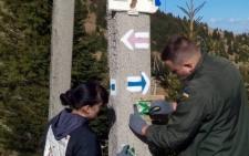 У буковинських Карпатах з`явився новий туристичний маршрут (фото)