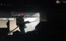 На Буковині згорів пенсіонер, підпаливши цигаркою дім