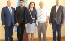 Чернівці відвідав державний секретар Міністерства у справах румунів звідусіль