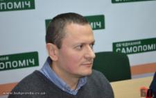 Василь Гостюк подякував «Самопомочі» за те, що його виключили з фракції у Чернівецькій облраді
