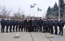 Управління патрульної поліції на Буковині поповнилося новобранцями (фото)