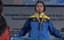 Спортсменка з Буковини перемогла на Чемпіонаті Європи з пауерліфітингу