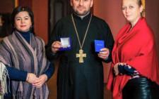 Капелан із Чернівців отримав нагороду