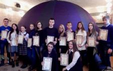У Чернівцях відбулась презентація мобільного планетарія