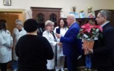 У Кіцмані очільнику відділення лікарні вручили медаль за вірність українському народу