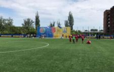 У Чернівцях відкрили сучасний стадіон за участі легенди київського