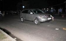 Убийство на переходе: водителя «Лексуса» хотели разорвать на куски... (оригінал російською мовою)