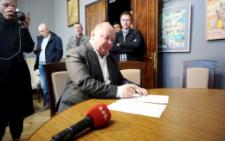Василь Продан обіцяє подати апеляцію на рішення суду про поновлення Олексія Каспрука