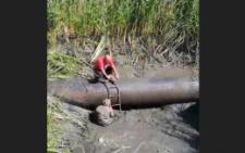 У Чернівцях трапились нові прориви на водогоні