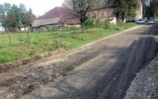 На Буковині через самовільне розрівнюваннян дороги, в поліції розслідують підкуп виборців