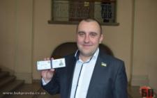 У Чернівецькій облраді депутат «Самопомочі» написав заяву про складання мандату