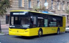 У Чернівцях частково перекриють проспект Незалежності: зміниться маршрут тролейбуса №1