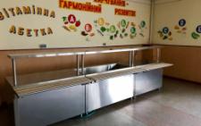 Обладнання для «шведських столів» іржавіє у школах Чернівців (фото)