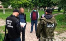 На Буковині на хабарі спіймали держвиконавця (фото)