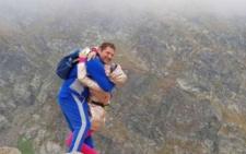 Буковинка Катерина Бужинська разом із чоловіком відпочила в горах Болгарії (фото)