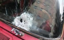 Поліцейські затримали чоловіка, причетного до стрілянини у Чернівцях (фото)