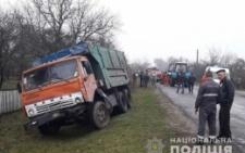 На Буковині авто врізалось у «Камаз», загинули двоє людей