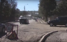 У Чернівцях капітально відремонтують вулицю Дзержика (відео)