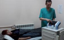 Чернівецька міська клінічна лікарня №1 отримала нові фізіотерапевтичні тренажери (фото)