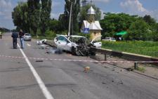 Правоохоронці розповіли перші подробиці смертельної ДТП на Буковині (фото+відео)