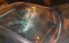 У Чернівцях невідомі побили автомобіль кандидата в депутати