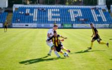Чернівецька «Буковина» перемогла у контрольному матчі
