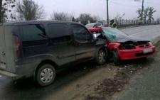 У Чернівцях під час ДТП помер 22-річний водій «Хонда Сівік» (фото)