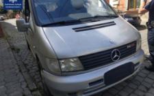 У Чернівцях на Українській затримали водія, який кермував без документів та порушив правила