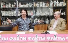 Павло Зібров розповів, що вперше свою популярність відчув на ринку в Чернівцях
