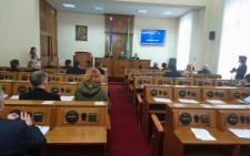 Чернівецька облрада підтримала міськраду щодо звернення про припинення відносин з ОРДЛО (звернення)