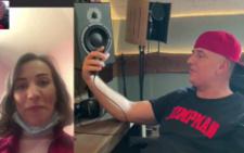 Репер Потап зателефонував фельдшерці з Буковини, щоб подякувати за роботу під час епідемії (відео)