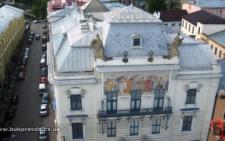 Каспрук хоче профінансувати ремонт Чернівецького художнього музею
