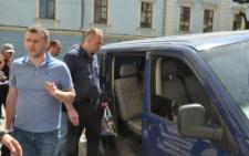У Чернівцях правоохоронці затримали заступника міського голови Володимира Середюка (фото+відео)