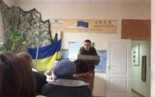 У Хотинському районі представили нового військового комісара