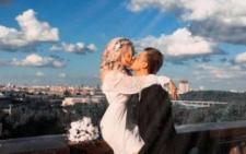Буковинка Аліна Гросу вийшла заміж