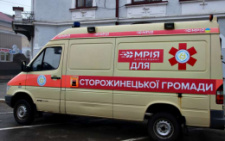 Сторожинецькій громаді подарували повнопривідний реанімобіль (фото)